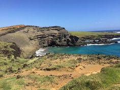 beautifulnature-blog:  A Green Sand (Olivine) Beach in a...