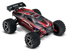 1/16 E-Revo VXL 4WD RTR with TSM, Red