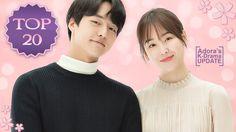 TOP 20 Korean Dramas November 2017 [Week 4]