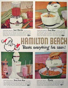 1954 Hamilton Beach Products