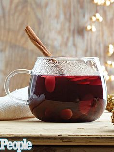 I MUST try this over the holidays! Marcus Samuelsson's Swedish Glogg