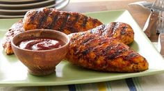 Grilled Pineapple-Chicken Foil Packets recipe from Betty Crocker