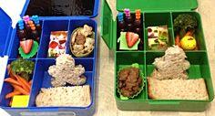Ginger bread sandwich kids bento box lunchbox kids meal