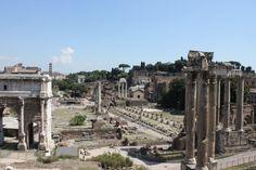 Roma - Fori Imperiali - anno 2011