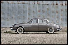 1962 Jaguar MK2 3.8L, Automatic for sale by Mecum Auction