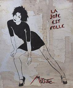 Miss Tic - LA JOIE EST FOLLE