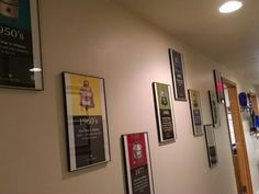 Did some redecorating at the office :)