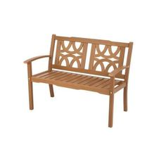 Spring Lake 100% Recyclable Wood Alternative Patio Bench