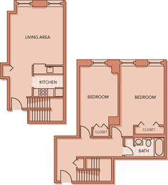 2 Bedroom 126