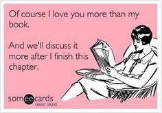 Love of books
