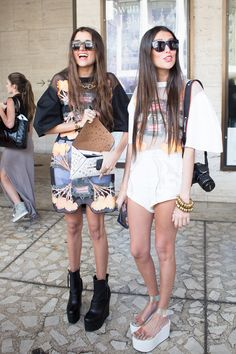 VIDEO: How Two Live | New York Fashion Week #theLOOK