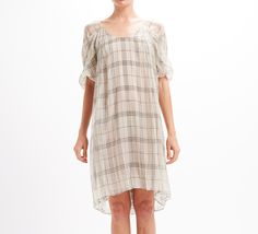 Stella McCartney Beige And Grey Dress