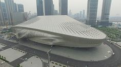 Dalian International Conference Center, where takes place the Davos World…