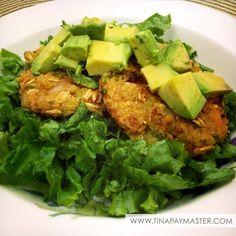 Quinoa veggie burgers (vegan, gluten-free)