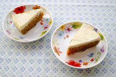 Répatorta cheesecake | Fűszer és Lélek
