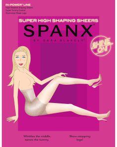spanx shapewear