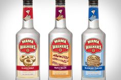 Mama Walkers Breakfast Liqueurs