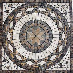 1 by waferboard Mosaic Tile Art, Pebble Mosaic, Mosaic Crafts, Mosaic Projects, Mosaic Glass, Mosaic Designs, Mosaic Patterns, Mosaic Madness, Marble Art