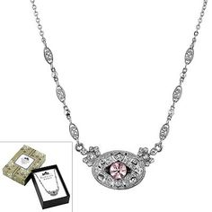 Downton Abbey® Oval Necklace