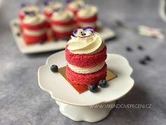 Sametové dortíky - Víkendové pečení Pavlova, Red Velvet, Cheesecake, Desserts, Food, Tailgate Desserts, Deserts, Cheesecakes, Essen