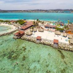 De Palm Island Aruba Aerial 2