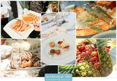 San Diego Wedding Reception Food