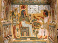 Las Aguas del Nilo — virtual-artifacts: Coffin of Nesykhonsu c....