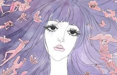 """""""Belladonna of Sadness"""", Animated Japanese Psychedelia, 1973 (Mushi Productions)"""
