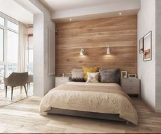 Top Home Trends I'm Loving for Spring 2019 (and a few I'm not!) Top Home Trends I'm Loving for Spring 2019 (and a few I'm not! Modern Bedroom Design, Master Bedroom Design, Home Interior Design, Interior Ideas, Bedroom Ideas For Couples Modern, Modern Master Bedroom, Trendy Bedroom, Contemporary Bedroom, Bed Design