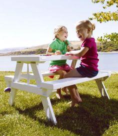 foldable kid picnic tables
