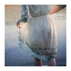 for summer clothes summer outfits summer clothes Pretty Outfits, Pretty Dresses, Beautiful Dresses, Cute Outfits, Beautiful Flowers, Organza, Boho Stil, Estilo Fashion, Vestidos Vintage
