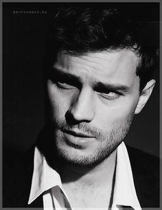 Jamie Dornan Fifty Shades Of Grey Photoshoot