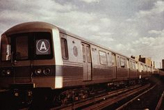 New York's A train, famously (and literally) taken by masquerader Keron Thomas. Frank Abagnale, 16 Year Old, Old Boys, Mind Blown, Vignettes, Train, Games, Gaming, Strollers