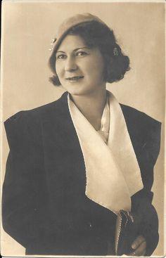 Hela Kraskowska, moja Babcia (1908_1965)