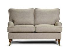 HOWARD 2-sits Beige i gruppen Inomhus / Soffor / ALLA SOFFOR hos Furniturebox (110-32-24030)