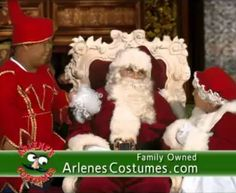 Christmas at Arlene's Costumes has always been a very special time... https://youtu.be/Zu0BRWAdj_U  Running out of time? Come join us and make your holiday season like those of your childhood! See our Santas Mrs. Claus elves reindeer snowmen and various Christmas characters! You can even see the famous Midtown Plaza Santa Chair!  We look forward to making your Christmas the best ever!  #santa #santachair #mrssanta #christmas