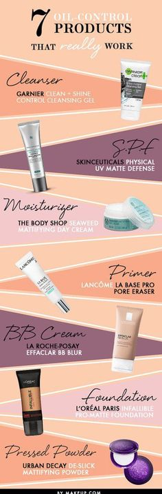 Beauty Products For Oily Skin, Beauty Skin, Skin Products, Makeup Products, Oily Skin Remedy, Oily Skin Care, Dry Skin, Smooth Skin, Diy Makeup