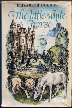 The Little White Horse by Elizabeth Goudge.  One of my favourites, so much magic and a spirited heroine.