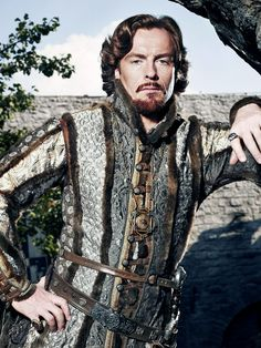 Prince John. So funny! It is true that he DID save the third season.