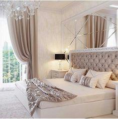 Bohemian Bedroom Decor and Bed Design Ideas Bohemian Bedroom D … Dream Rooms, Dream Bedroom, Home Decor Bedroom, Modern Bedroom, Quirky Bedroom, Luxury Bedroom Design, Master Bedroom Design, Home Interior Design, Luxury Decor