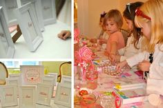 Tea Room Party: Ava is 5! | Chickabug