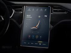Tesla Concept by Vicon