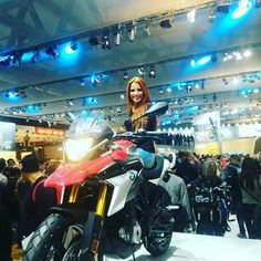 #smile #gs #bmw  #moto #bike #rho #eicma
