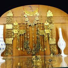 Ethnic jewells berbere djerba north africa