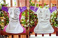 The GroVia Hybrid Cloth Diaper | Review, plus FuzziBunz vs. GroVia & Flip vs. GroVia » styleberry BLOG
