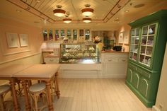 Liberty of the Seas - Cupcake Cupboard.