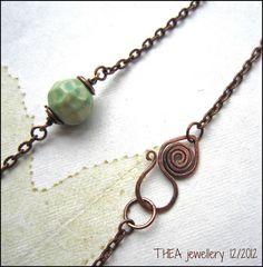 wire clasp designs - Google Search