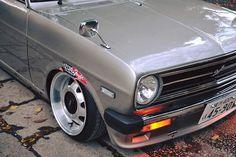 ! Nissan Pickup Truck, Pickup Trucks, Corolla Wagon, Datsun Car, Toyota Corona, Nissan Sunny, Rims For Cars, Toyota Trucks, Mercedes Benz Cars