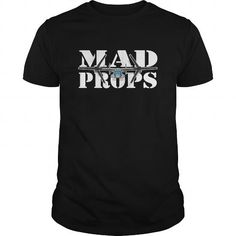 Mad Props - #tshirt refashion #mens sweater. ORDER NOW => https://www.sunfrog.com/Jobs/Mad-Props-Black-Guys.html?68278
