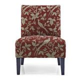 Found it at AllModern - Monaco Bardot Slipper Chair